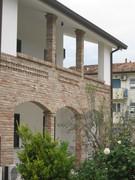 facciata villetta